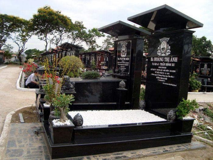mộ đá Ninh Bình